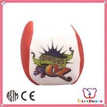 ICTI SEDEX factory promotional branded wholesale soft kick ball