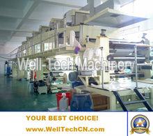 Acrylic water-base glue coating machine double silicone release paper,tape,film coating machine