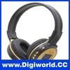 Wireless Headset Headphone Earphone MP3 Player with SD TF Card