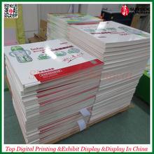 Digital printing advertising foam board poster printing thickness:1-5mm