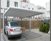 High quality pergola modern polycarbonate carport for car cover