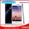 """5.0"""" incell FHD Capacitive Screen Android 4.4.2 dual sim mobile phone 4g"""