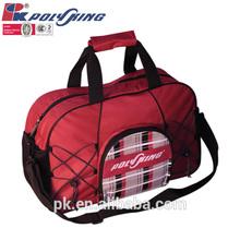 Plain travel shoulder bag(PK-10836-1)