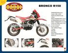 BRONCO R150 49cc mini dirt bike for sale cheap,gas powered bicycles for sale,adult mini bikes wholesale
