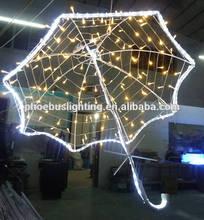 2014 umbrella lamp holiday lighting/ night clubs outdoor decorative light