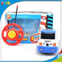 Kid Car RC Toy Cartoon Car for Kids Lovely Car Cartoon Toy
