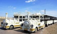 modern amusement manufactures electric train tourist