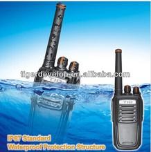 popular portable vhf rugged phone talkie