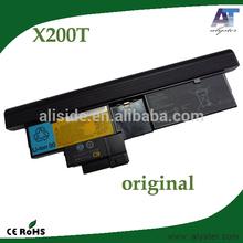 Hot New Model Original Laptop battery for IBM ThinkPad x200t battery for ibm x200 tablet battery 42T4657 42T4658 43R9256