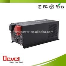 DC to AC Converter 5000W 48V to 220V/110V Pure Sine Wave