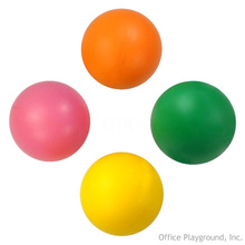 PU toy supply 6.3cm Mini Squeeze Balls promotional stress toy