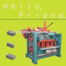 Y1312 coal ash brick making machine