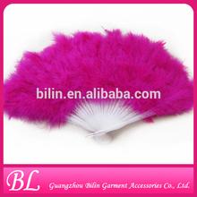 decoration dance feather fan