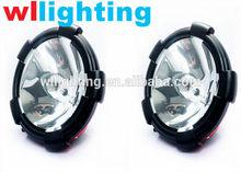 WLLIGHTING 5'' 7'' 9'' 4X4 4WD Off Road Hid Spot Light 55W 75W 100W HID Xenon Off Road Driving Light Hid Light