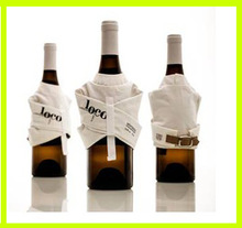 Straitjacket wine bottle bag