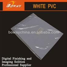 Consumptive White PVC 210X297X0.3mm Teslin Sheets
