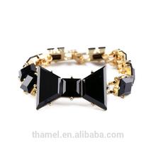Bio magnetic lock bracelet