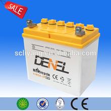 three wheel motorcycle 12v battery electric bike battery 12v 18ah/10hr mf motorcycle battery