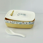 2014 hot 350ml japanese food container