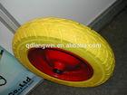 wheelbarrow 4.80/4.00-8 flat free cart tire
