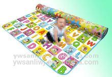 2014 Hot selling pvc outdoor cheap children play mats