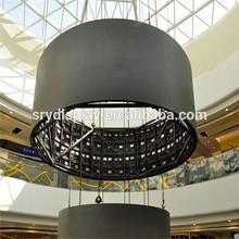 SRY p12 indoor led displays 360 degree led video display