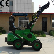 4WD Professional Cheap Agricultural Farm Wheel Tractor With CE Cetification