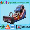 2014 commercial monster truck inflatable slide,dry slides for sale