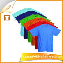 2014 wholesale cotton kids t shirt manufacture