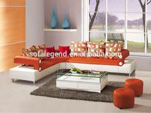 Brand New Lush Corner Sofa Set Corner + 2 + 3 + 2Round Stool + Coffee Table Living Room Sofa Set