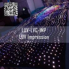 3mx4m High Brightness Video Indoor LED Screen wholesale
