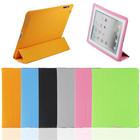 Sleep Wake Ultra Thin Magnetic Smart leather Cover Case for ipad mini 1 2