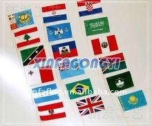 2014 Hot Sale hand rolling flags&fan scrolling banners