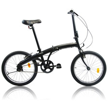 20 Inch One Speed Light Weight Folding Bike