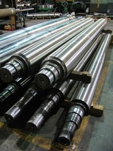 cold rolling steel plate & coil leveller rolls