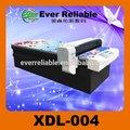 Peinture à l'huile sur toile numérique imprimante ( modèle n. Xdl-004 )