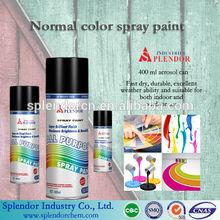 High quality acrylic Spray Paint price low / graffiti spray paint/ acrylic-based paint as decoration poland