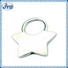 puzzle metal star key chain