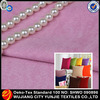 Polyester Microfiber Suede Upholstery Sofa Cushion Cover Fabric