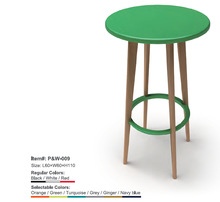 FKS-SC-PW009 Bar table, 2014 new design modern ABS bar table