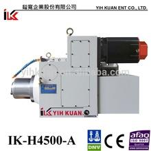 milling and cutting metal (IK-H4500-A) cnc gear milling machine head