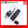 twist usb flash otg mobile usb flash drive