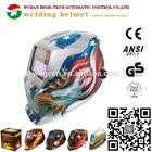 [CE ANSI] cheap auto-darkening welding helmet(hot)