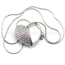 2014 diamond heart usb usb flash,custom free logo heart shape usb memory sticks