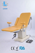 Factory supply portable gynecological exam table