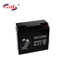 Security system battery / Maintenance Free UPS or computer backup power supply battery