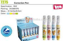 color pen student correction fluid