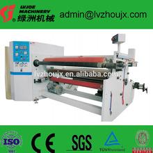 LV-807 Single Shaft Auto Rewinding Machine