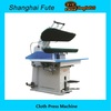 industrial used clothes universal laundry press machine