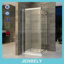6/8mm Superior Aluminum sliding door shower room (CE)